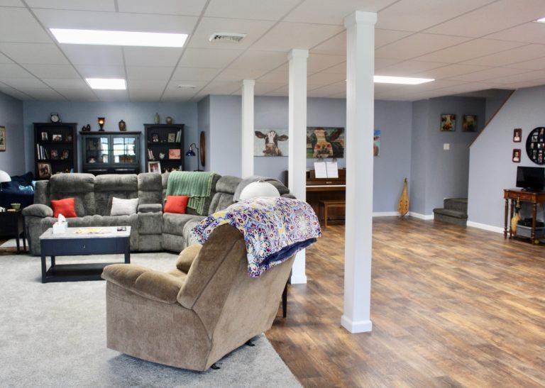 Interior - basement 3