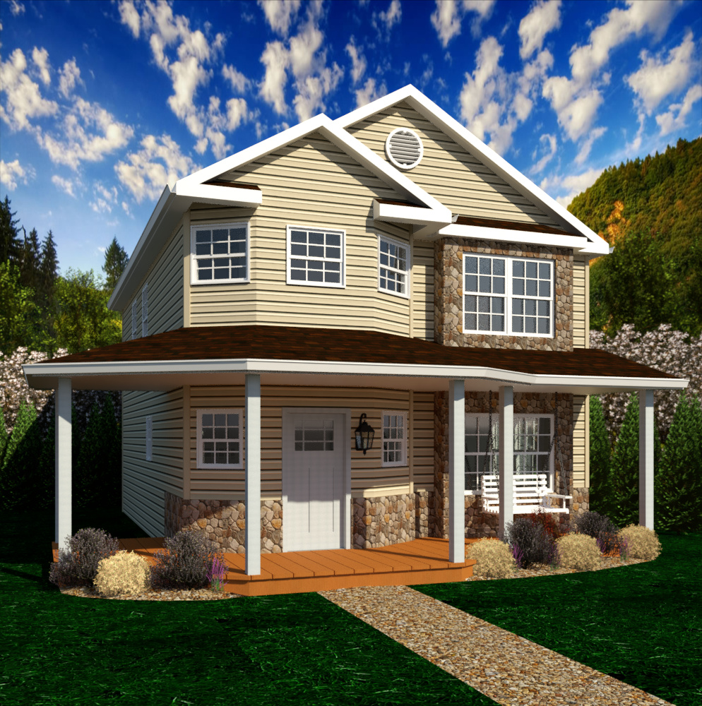 Ruby Ridge Custom Modular Home Contractor Addition Berwick Bloomsburg